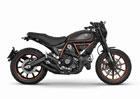 Ducati Scrambler Italia Independent: M�d�n� a �ern�