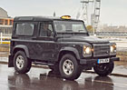 Land Rover Defender ovládl Londýn (+video)