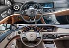 Nový Mercedes E má skoro stejný interiér jako třída S. Kolik rozdílů jsme našli?