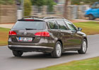 Ojet� Volkswagen Passat B7  (3C/36): M�n� inven�n�, zato spolehliv�j��