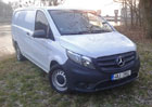 Mercedes-Benz Vito L 109 CDI: P�lmilionov� z�klad