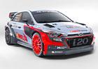 Hyundai p�edstavuje novou generaci i20 WRC. Do�ene n�skok Volkswagenu?