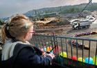 Volvo Trucks: Jak se natáčelo se čtyřletou Sophie a FMX (+video)