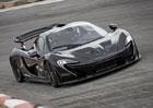 McLaren P1: V�roba ukon�ena
