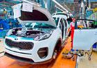 Kia spustila výrobu nové generace SUV Sportage, svezeme se příští rok