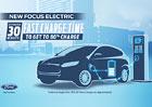 Ford Focus Electric 2017: Druhý pokus s vylepšenou technikou