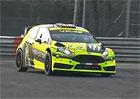 Video: Valentino Rossi válí za volantem Fordu Fiesta WRC