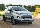 Jízdní dojmy: Modernizovaný Ford EcoSport přišel o kolo