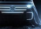 Volkswagen CES koncept na první fotce: Busík se vrací!