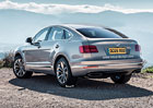 Bentley Bentayga ve stylu BMW X6: Není to hloupost?