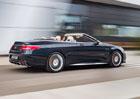 Mercedes-AMG S 65 Cabriolet: Dvanáctiválcový skvost má 630 koní a 1000 N.m