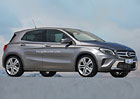 Crossover od Mercedesu na bázi Renaultu Clio? Nějak takto by mohl vypadat.