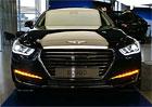 Video: Genesis G90 se pyšní luxusními detaily