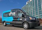 Ford a pilotní program dopravy Dynamic Shuttle. Konec taxíků?