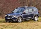 Ojet� Dacia Duster: Rumunsk� n�hrada za Nivu