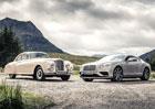 Bentley vyu��v� slavn�ho klasika k prezentaci Continental GT Speed (+video)