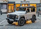Land Rover: Dvoumiliont� Defender vydra�en