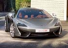 McLaren 570S GT: Stále pro dva, ale s větším kufrem
