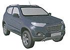 Chevrolet Niva: Nová generace na patentových snímcích