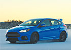 Video: Ford Ho Ho Hokhana - Snowkhana 4 s Focusem RS
