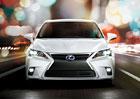 Lexus CT 200h: Nov� generace v roce 2017