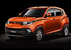 Mahindra KUV100: Designéři od Pininfariny se budou hodit