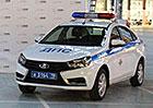 Lada Vesta Police: Ru�t� policist� zkou�ej� nov� speci�l