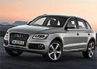 Motory pro nové Audi Q5: Možná se objeví i RS Q5!