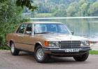 Evropské Automobily roku: Mercedes-Benz 450 SE (1974)