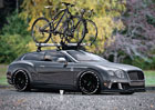 Bentley Continental GT jako stylov� shooting brake