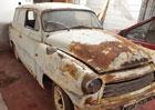 Stará Octavia na prodej. Jako dodávka s volantem vpravo!