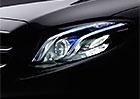 Video: Světlomety nového Mercedesu E