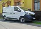 Opel Vivaro 1.6 CDTI Biturbo: Nejúspornější