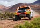 Výsledkový servis Rallye Dakar: 4. etapa - Triumf Peugeotu, Prokop převrátil auto