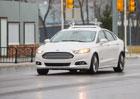 Ford začne testovat autonomní řízení v Evropě v roce 2017