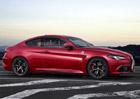 Alfa Romeo Giulia Coupe QV: Vlhký virtuální sen