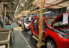 TPCA loni vyrobila 219.000 aut, letos chce dosáhnout stejného výsledku