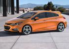 Chevrolet Cruze Hatchback 2017: (bohužel) nic pro Evropu