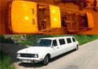 Škoda 105L Limousine: Podívejte se, jak se prodlužovala!
