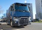 Renault Trucks a obrněná vozidla pro převoz cenností