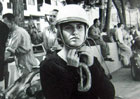 Zem�ela Maria Teresa de Filippis, prvn� pilotka F1