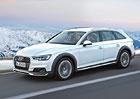 Audi A4 Allroad: Nová generace nazula pohorky