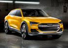 Audi h-tron quattro concept: Q6 na vodík (+video)