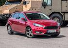 Ford Focus 1.0 EcoBoost Trend Sport - Kdo �et��, m� za 33.333 kilometr� pr�m�r 6,3