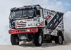 Výsledkový servis Rallye Dakar: 11. etapa - Valtr i Kolomý letěli