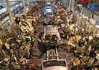Česká výroba aut stoupla o čtyři procenta na rekord 1,298 milionu