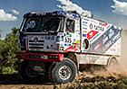 Výsledkový servis Rallye Dakar: 12. etapa - Spanilá jízda Valtra a Kolomého