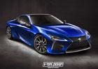 Lexus LC F: LFA by záviděl