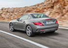 Mercedes-Benz SLC a SL: Modernizovan� stuttgartsk� roadstery znaj� �esk� ceny