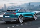 Audi se chyst� na p��chod elektromobilu, p�evede v�robu st�vaj�c�ch model�